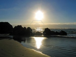 Cannon Beach sunset 2